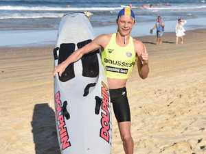 Tannum Sands teen wins big at Surf Life Saving Comp