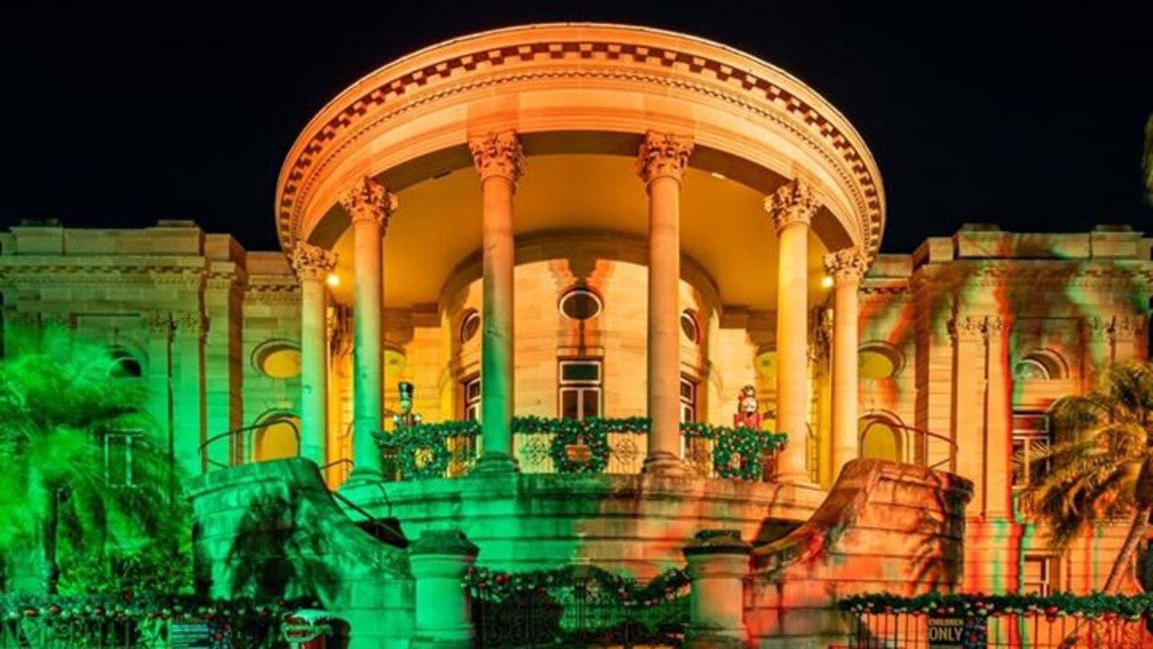 Junwoo Jo sent in this stunning photo he took of Rockhampton's iconic Customs House.