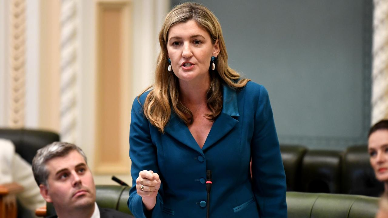 Attorney-General Shannon Fentiman has been a powerful voice for change. Picture: NCA NewsWire / Dan Peled