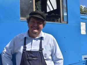 WATCH: Bubba the locomotive finds new life after overhaul