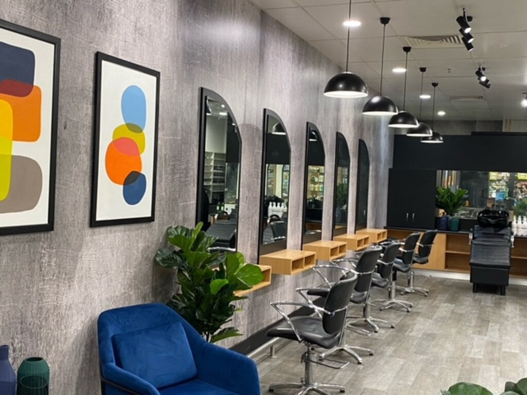 The brand new Statix Hairworkz salon at Yeppoon is now open! PIC: Contributed
