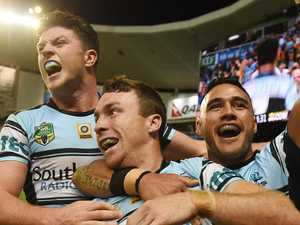 Sharks premiership star's shock Cowboys defection