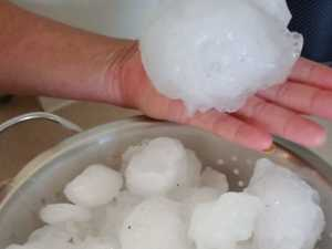 ONE YEAR ON: Staggering amount of work from hail storm
