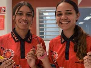 Rockets launch school girls' interest in engineering