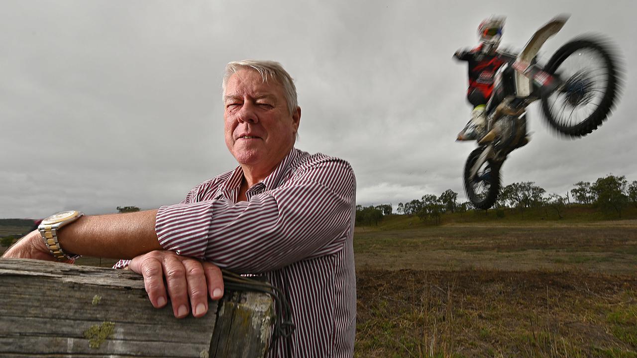 John Wagner, Chairman of Wagner Corp. Lyndon Mechielsen / The Australian