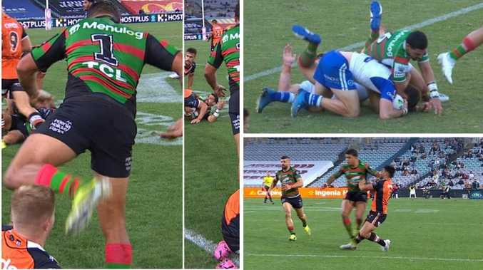 Out-of-control stars could cost Souths the premiership