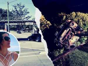 Mum's plea to fix roads after serious Palmwoods crash
