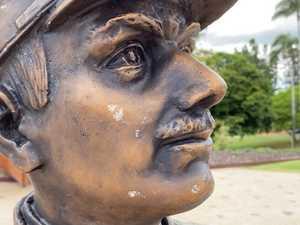 Update on vandalised memorial ahead of Anzac Day