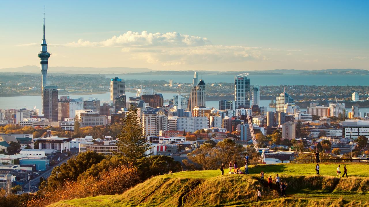 Flights will be available to Auckland (pictured), as well as Christchurch, Wellington and Queenstown. Picture: Supplied