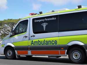 Children among passengers in hospital after crash
