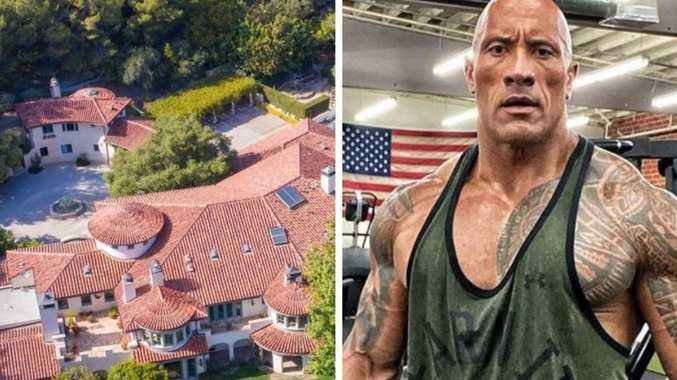 Insane price of The Rock's new palace