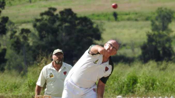 Lockyer/Ipswich bats unable to fire on damp wicket