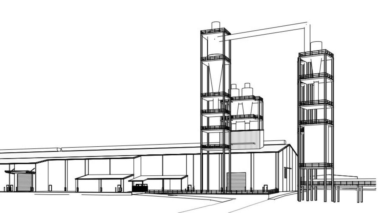 Door manufacturer Hume Masterpanel wants to build a new factory in Bundamba.
