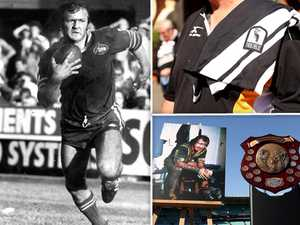 'God help God': Footy's ultimate scallywag farewelled