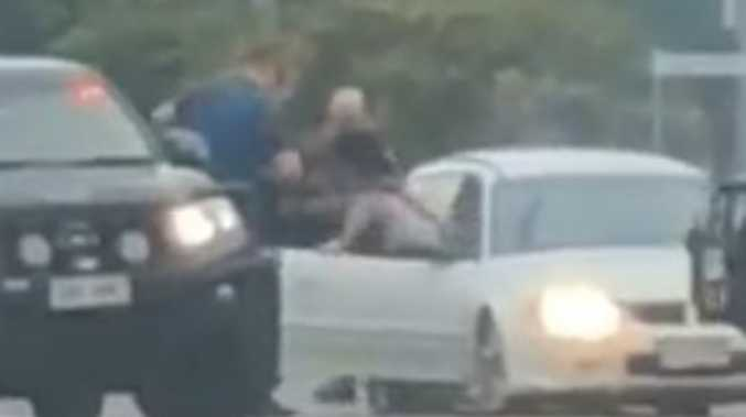 Driver slapped with 27 charges after dramatic arrest