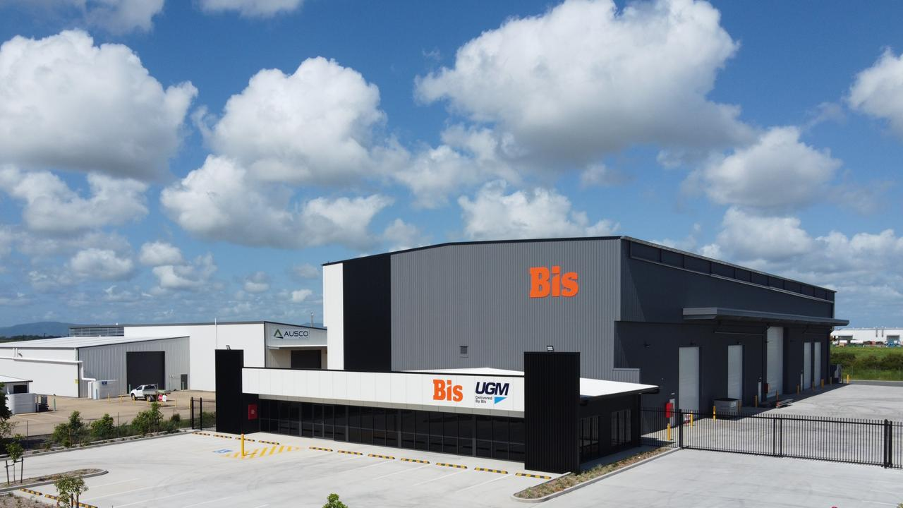 BIS and UGM's new facility in Paget. Picture: supplied