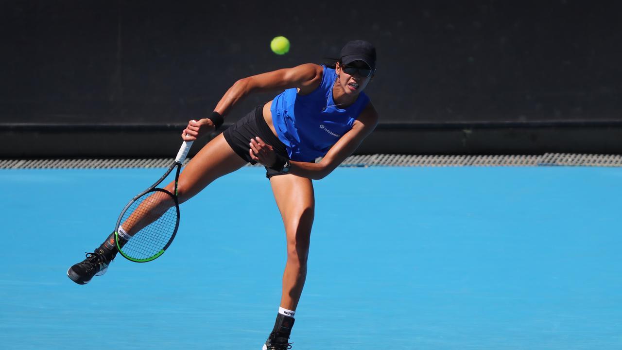 Aussie world number 165 Astra Sharma stuns tennis after umpire howler
