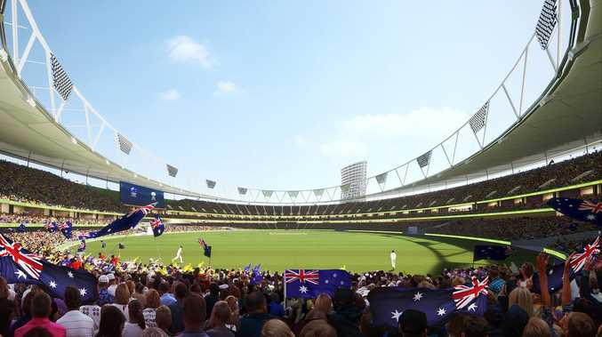 IN PICTURES: Gabba to get $1bn Olympic-sized transformation