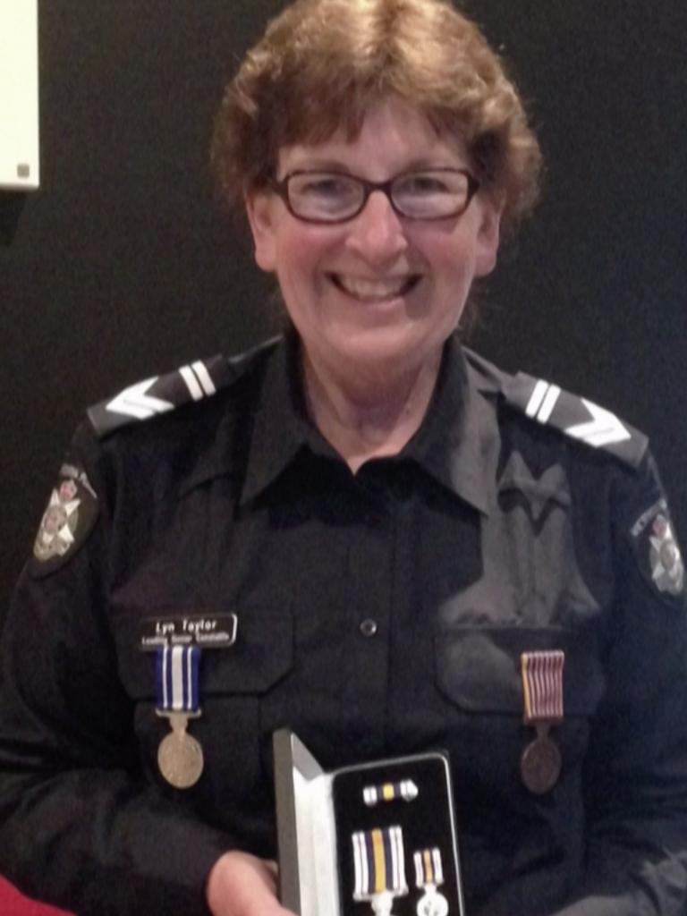 Leading Senior Constable Lynette Taylor.