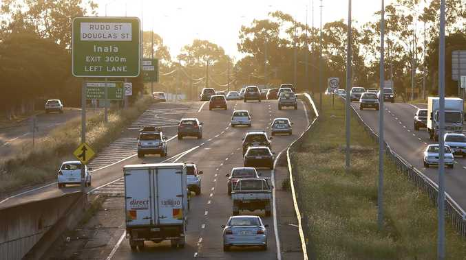 Motorway bingles cause morning delays