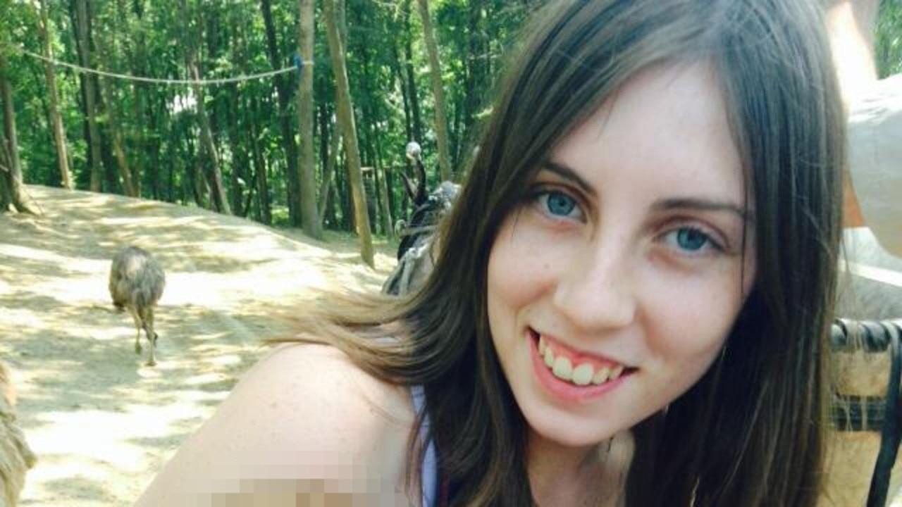 Kelly Wilkinson was found dead in an Arundel backyard.