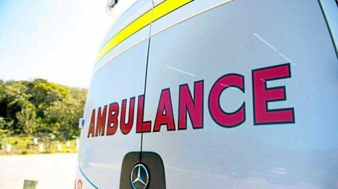 BREAKING: Highway crash at Gympie puts two in hospital