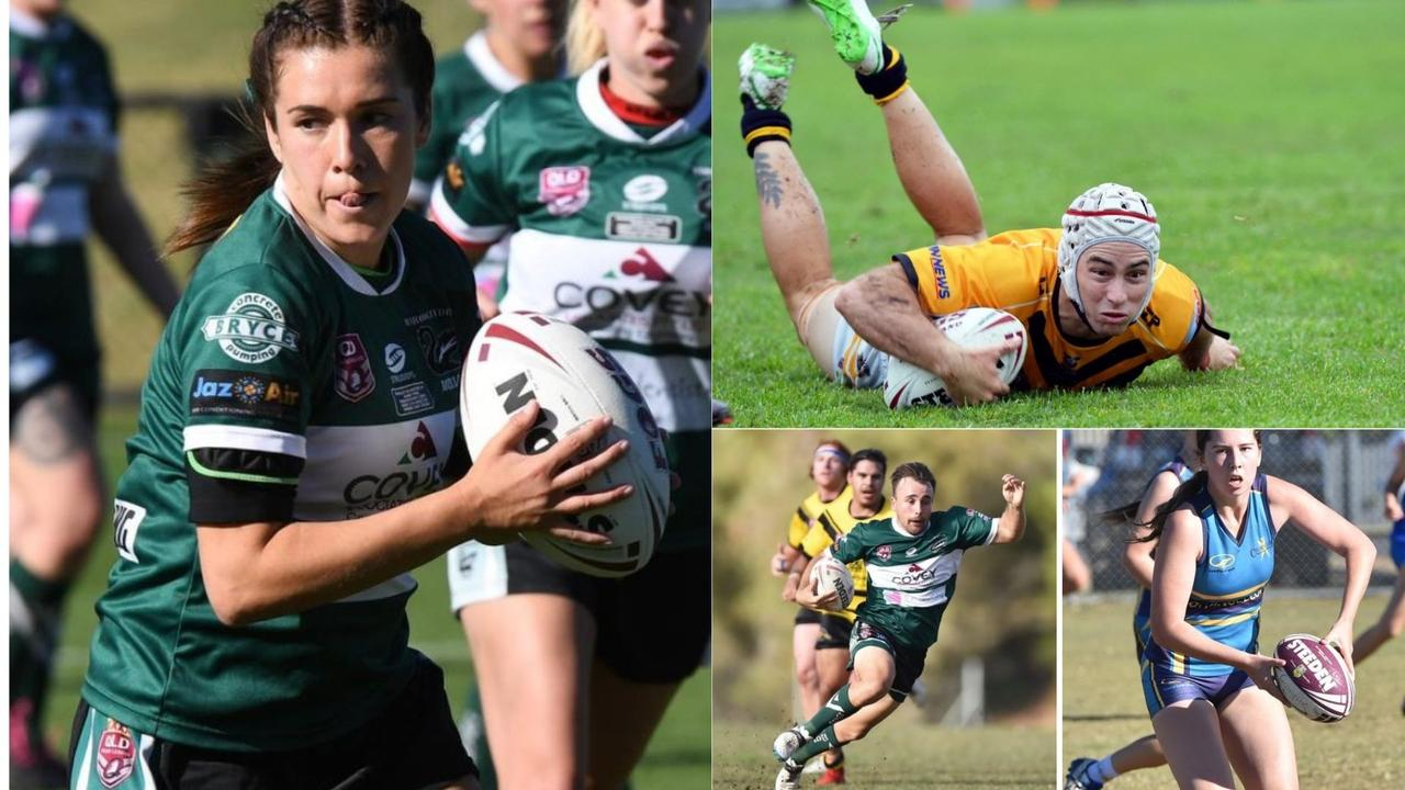 Local stars Ella Harris, Rohan Messer, Lachlan Price and Makayla Henry have all won selection for the Sunshine Coast Falcons to play in the 47th Battalion Shield competition.