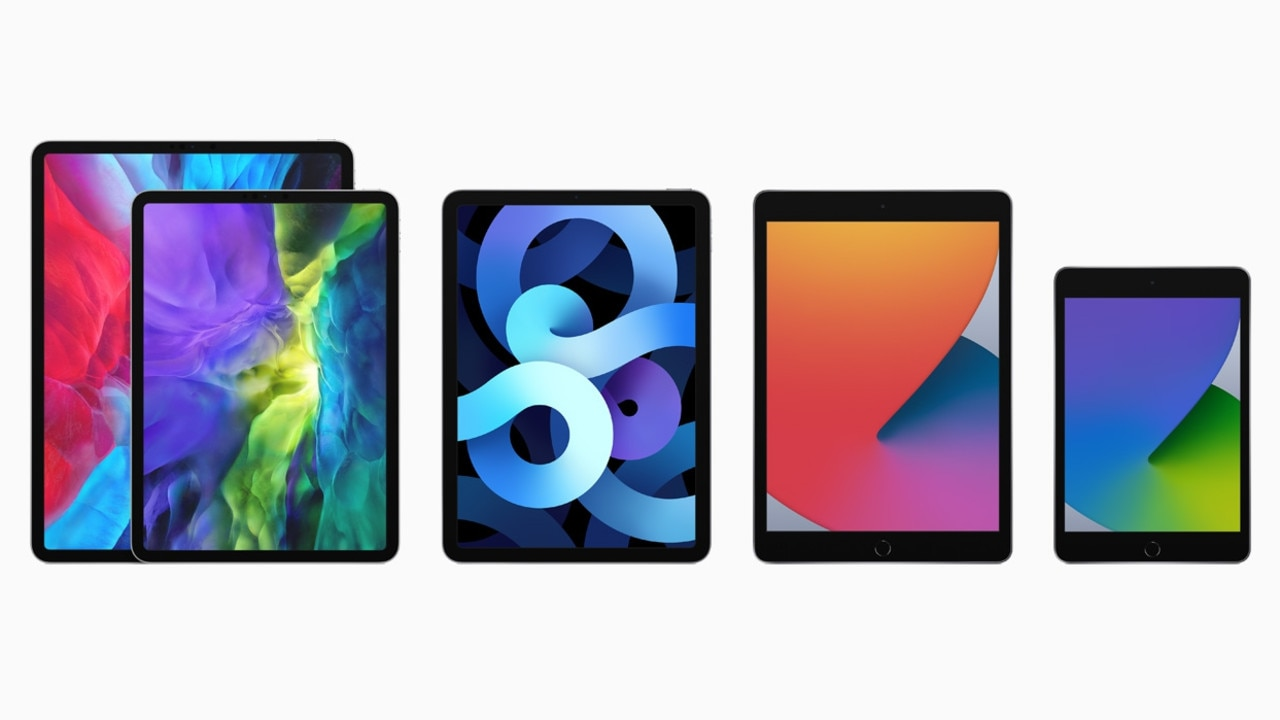 The eighth generation iPad added a faster processor and 10.2-inch screen. New Pro models are expected to upgrade screens again.