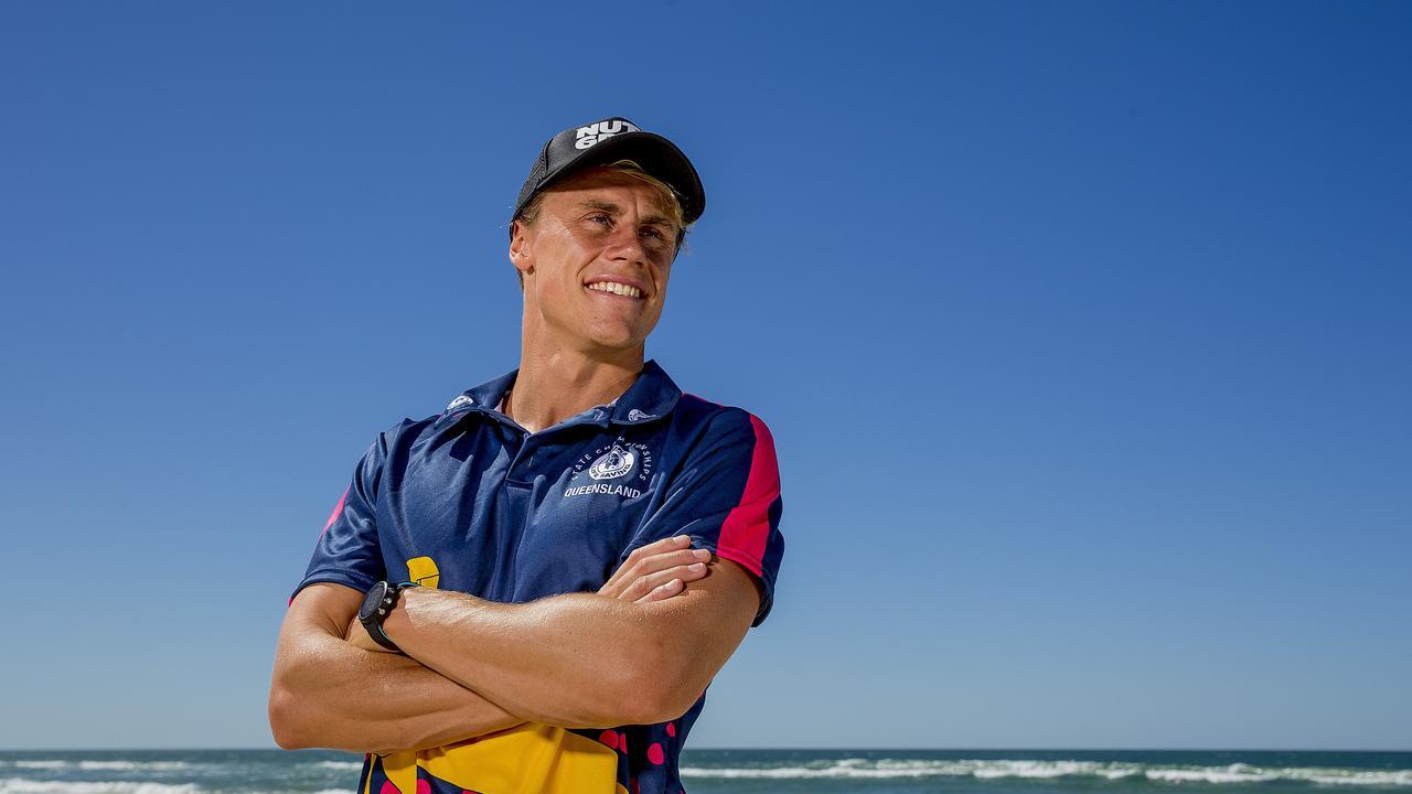 Surf sports athlete Matt Bevilacqua. Picture: Jerad Williams