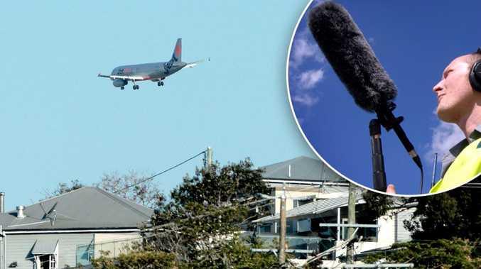 Loud as a hair dryer: Suburbs worst hit by aircraft noise