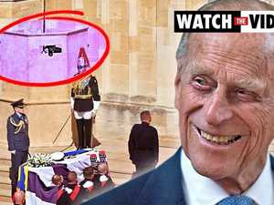 Prince Philip secretly planned bizarre detail of his own funeral