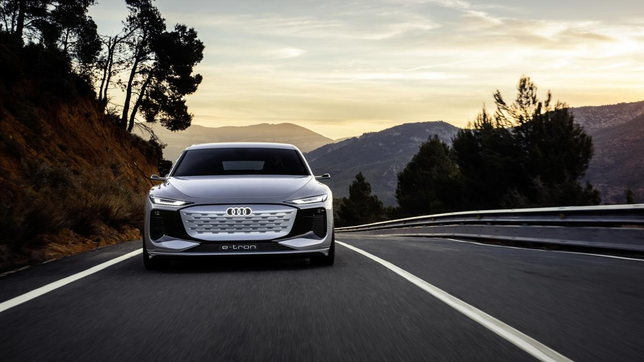 The luxury German brand has shown off its next-generation car that will form the base for almost all of its future machines.