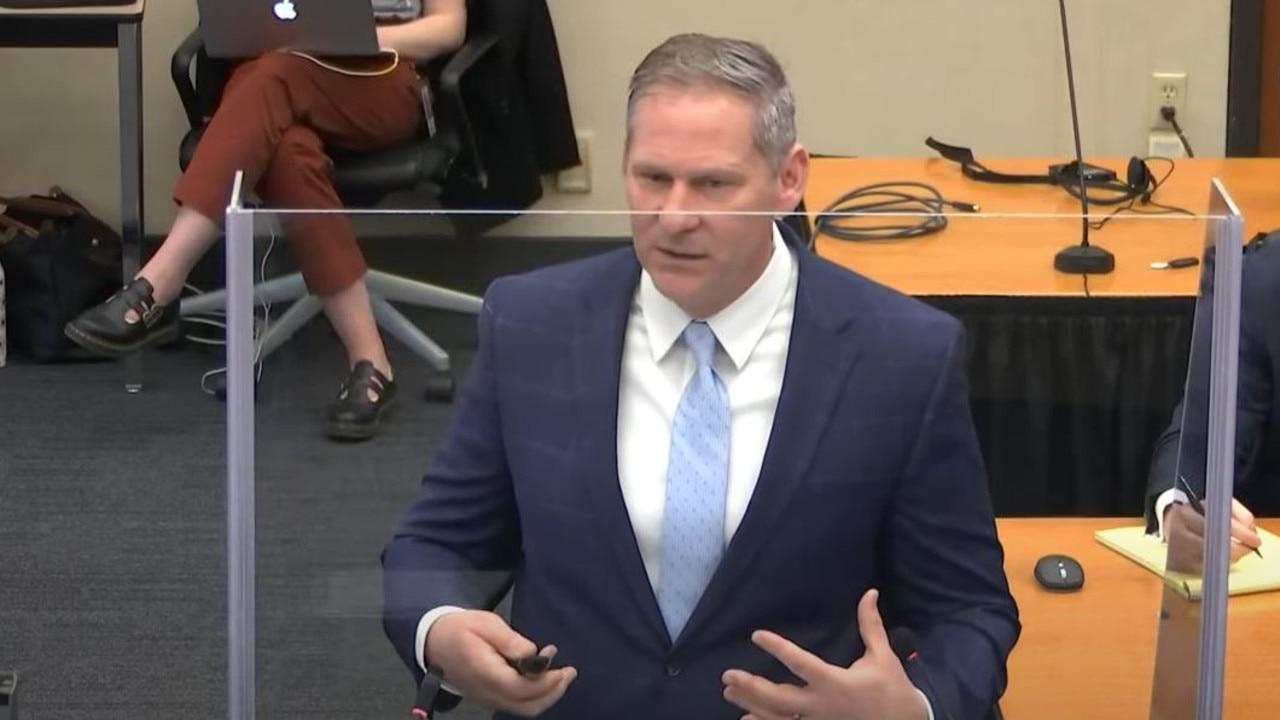 Prosecutor Steve Schleicher.