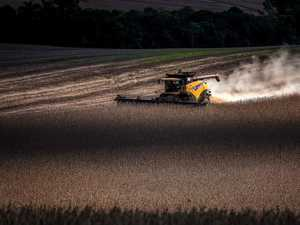 Farmers can call on help from above for crops