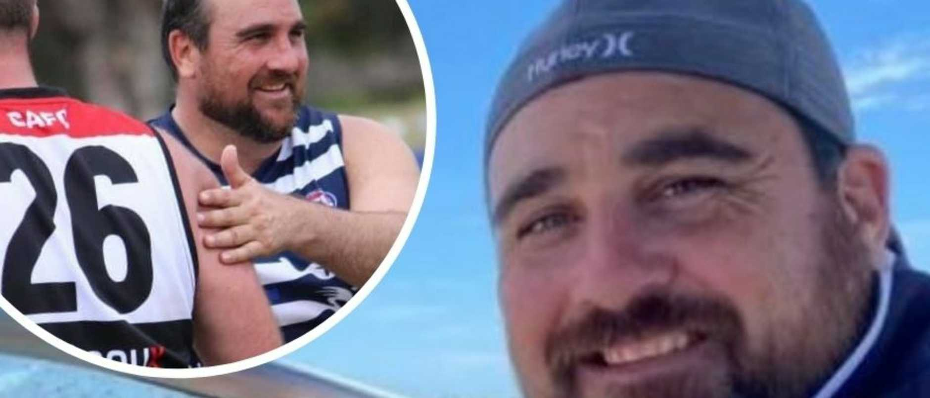 A memorial to celebrate the life of a school principal, popular Aussie rules coach and devoted father-of-three has been organised.