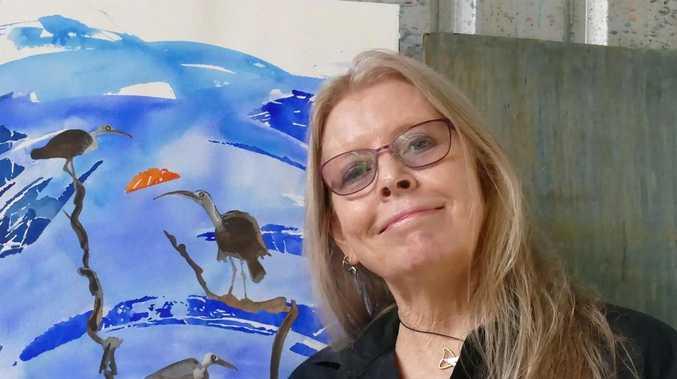 Margaret Worthington's artistic journey in new CQ exhibition