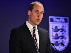 Prince William makes rare statement on soccer debacle