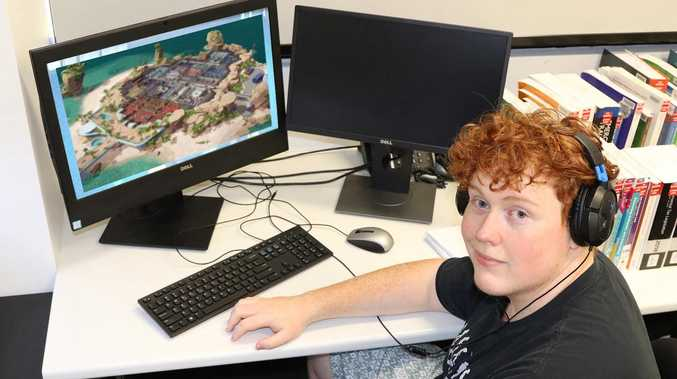 How this Gympie gamer turned his hobby into future career