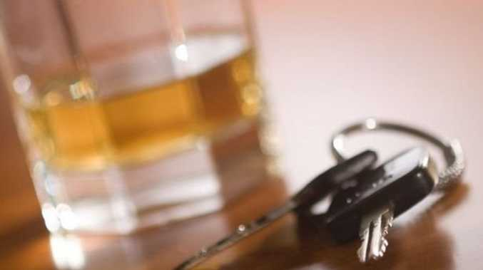 Whiskey nips prove costly for driver