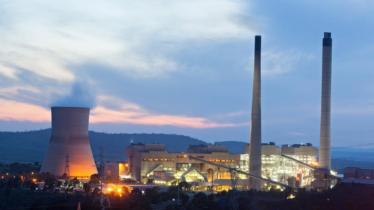 Callide Power Station.