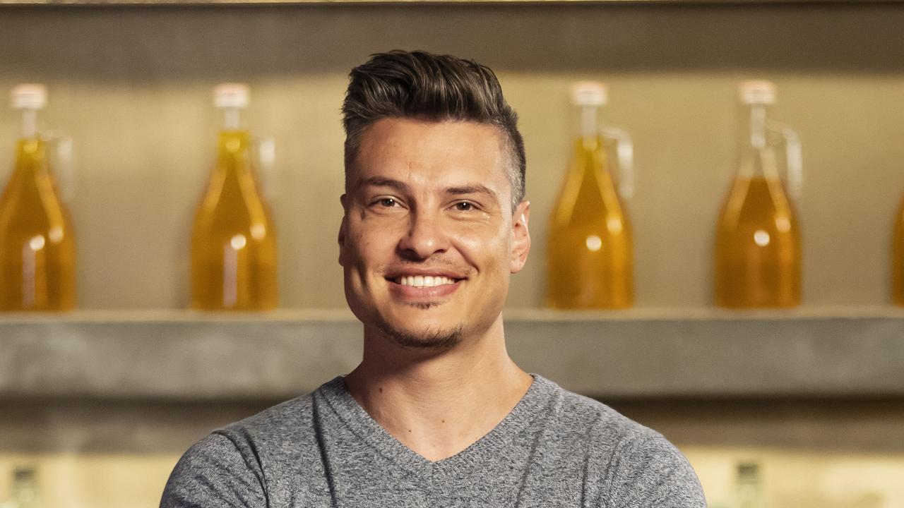 MasterChef Australia contestant Ben Ungermann.