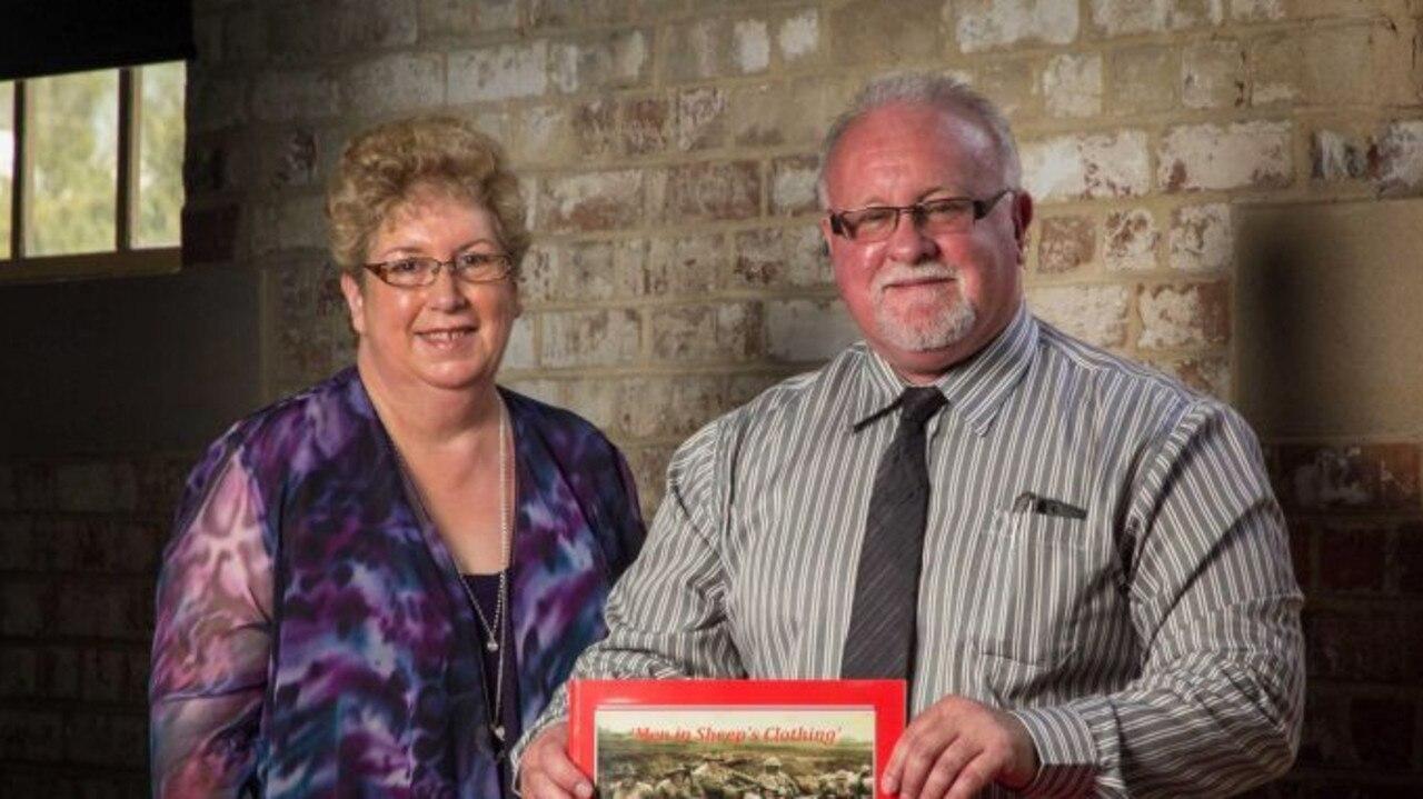 Authors Yvonne Fletcher and John Gillam