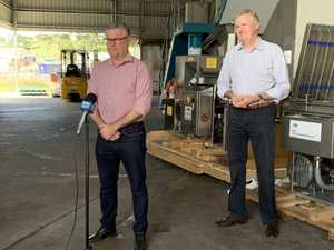 Labor's coal, manufacturing pledge for Central Queensland