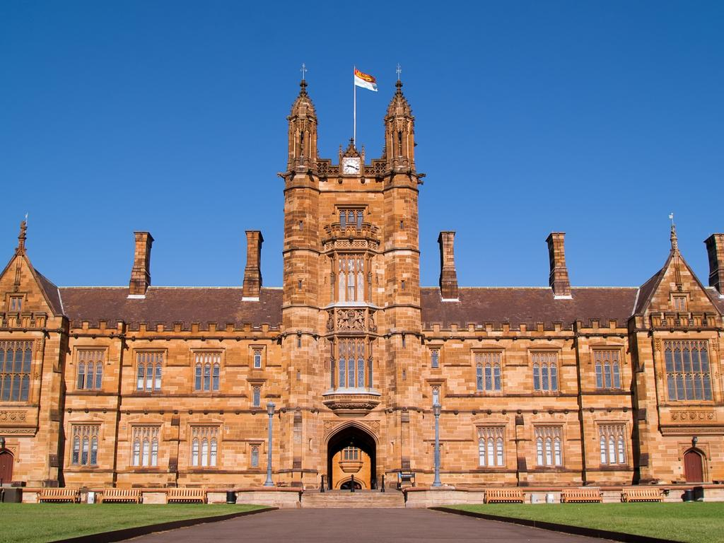 The University of Sydney is the world's second best in terms of sustainability.