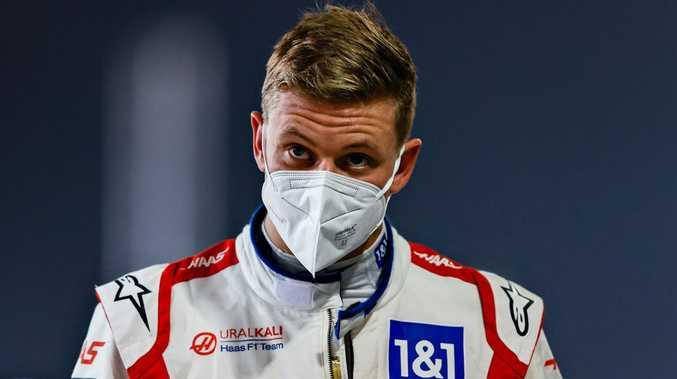 Mick Schumacher reveals F1 'torture'