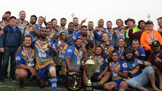 TRY TIME: South Burnett to host Intrust Super Cup game