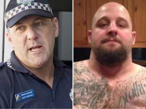 Top cop denies blaming widow for Brett Forte's murder