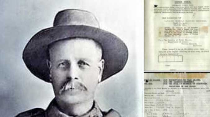 The mystery of Mt Morgan's Digger's missing medals