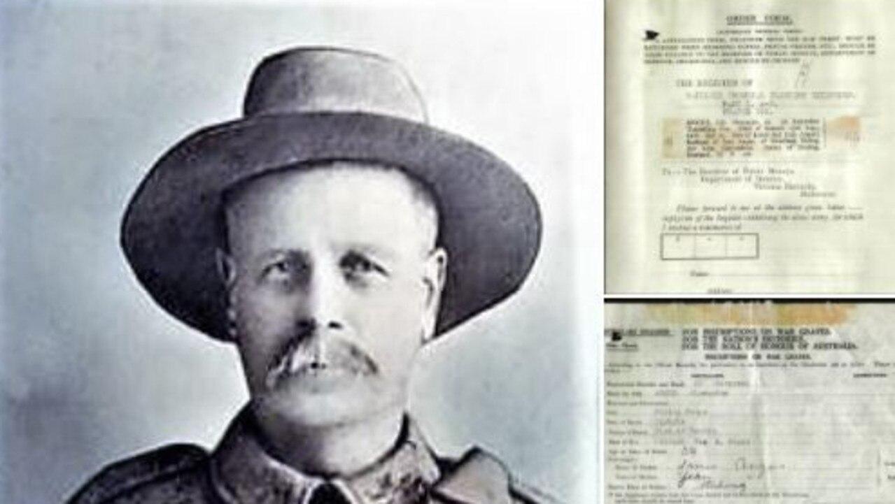 Alexander Angus of Mt Morgan