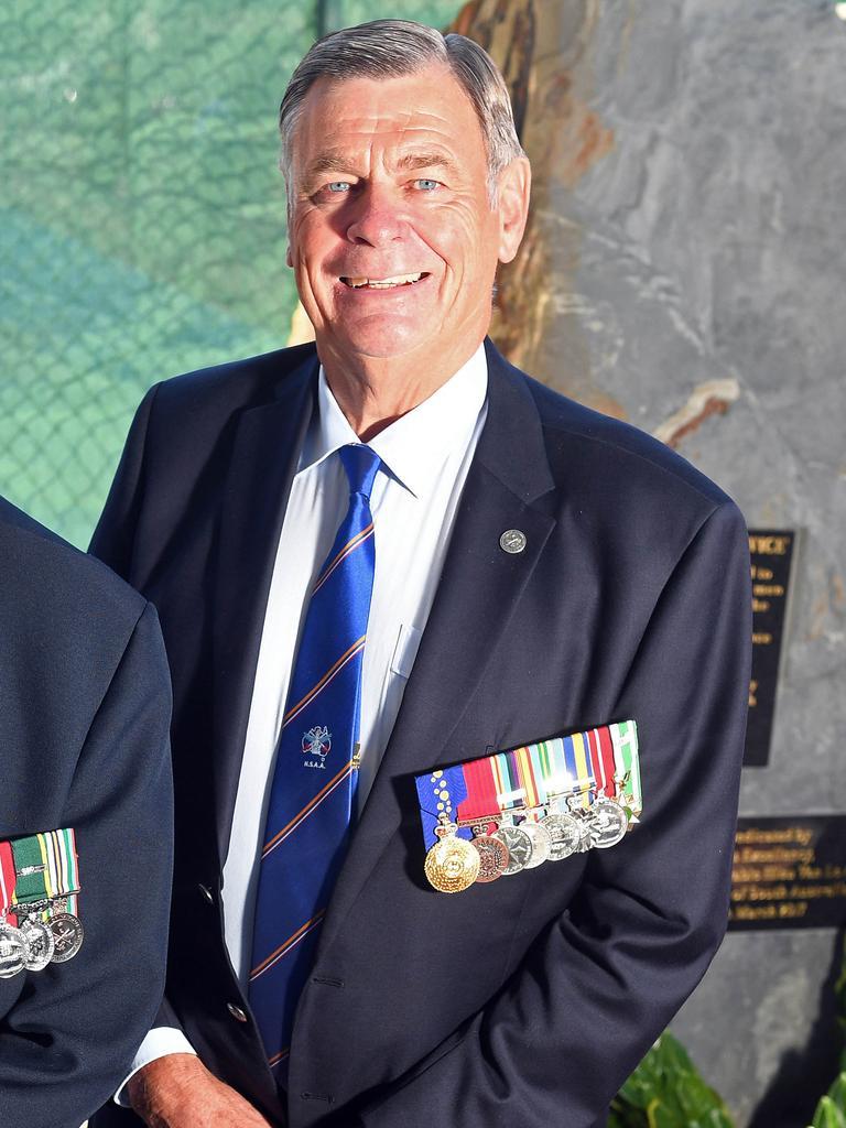 Vietnam veteran Bill Denny. Picture: File
